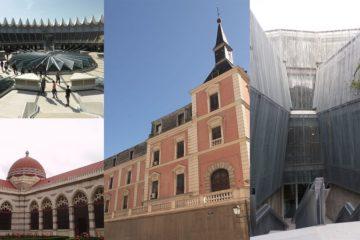 Edificios Semana de la Arquitectura 2019 en Madrid