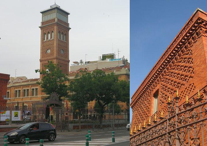 Escuelas Aguirre Casa Árabe Madrid