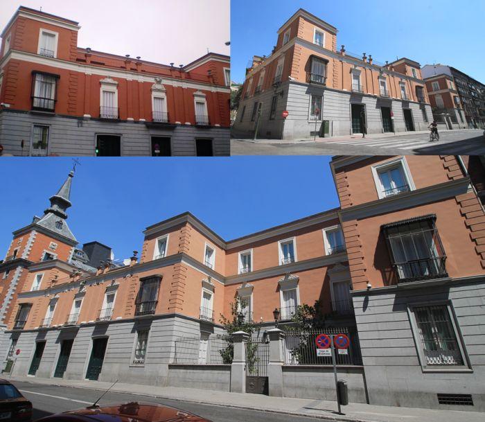 Monumentos Madrid Palacio de Viana