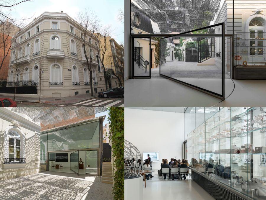 Norman Foster Foundation palacete del Duque de Plasencia