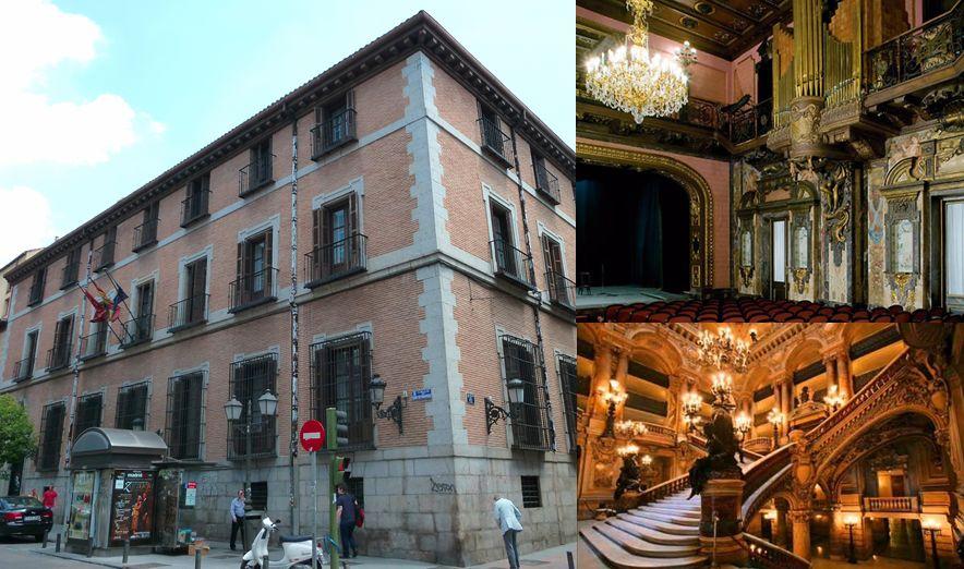 Palacio Bauer Escuela Superior de Canto de Madrid