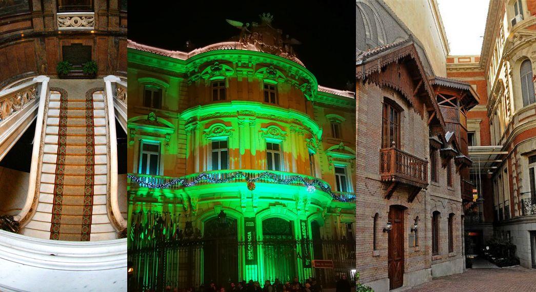 Palacio Linares Casa de América Madrid
