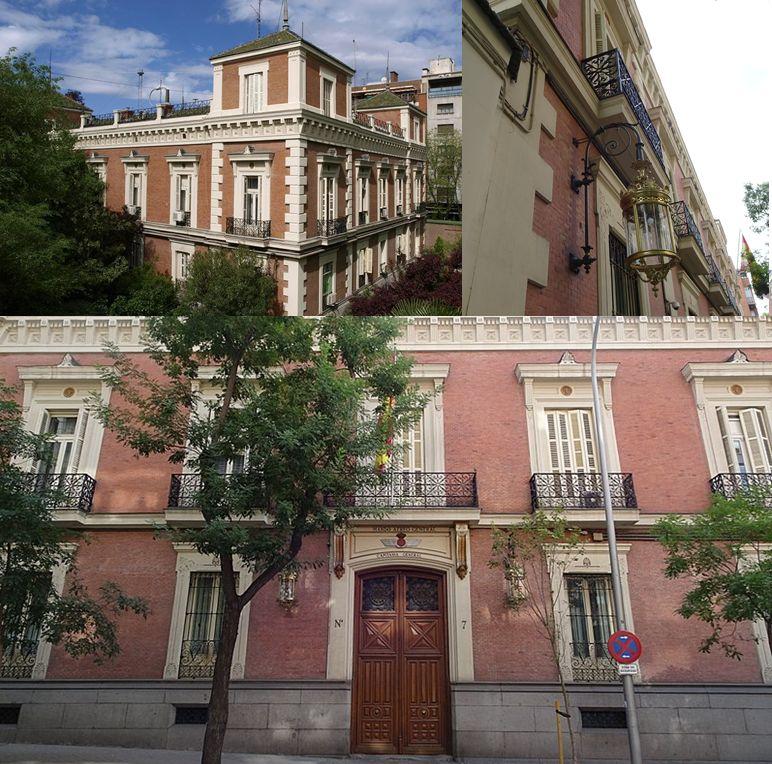 Palacio de Quintana Semana de la Arquitectura 2019 en Madrid