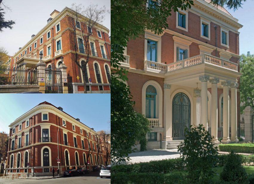Palacio de Zurbano Semana de la Arquitectura 2019 en Madrid