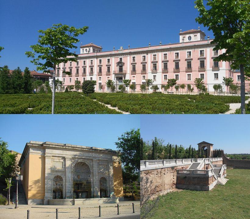 Palacio del Infante Don Luis Boadilla del Monte Semana de la Arquitectura