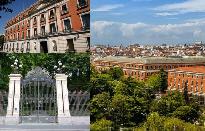 Palacios de Madrid Palacio de Buenavista