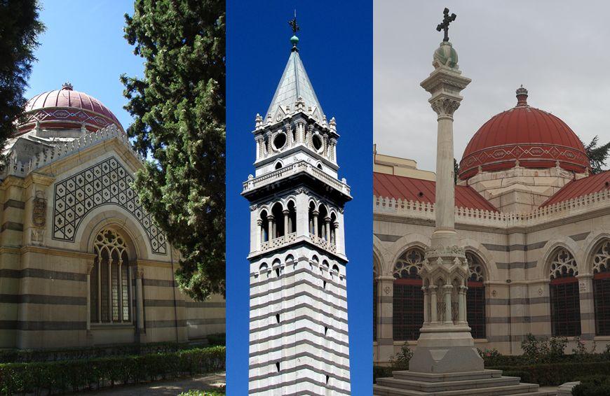 Panteón de Hombres Ilustres Monumentos Madrid