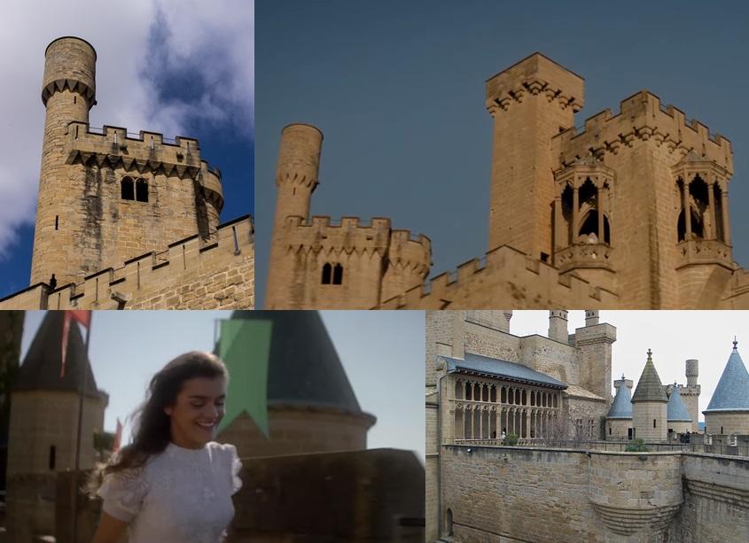 Quiero que vengas de Amaia Castillo de Olite