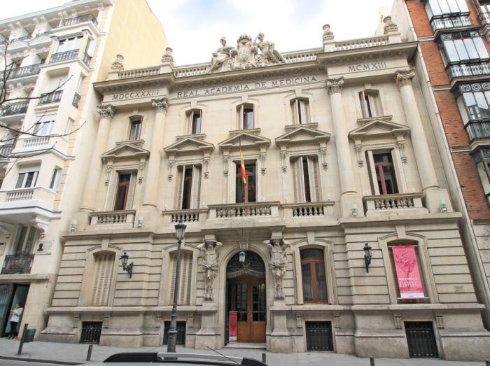 Real Academia Nacional de Medicina Madrid