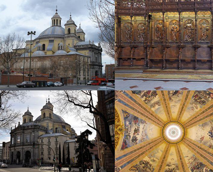 Real basílica de San Francisco el Grande Semana de la Arquitectura 2019 en Madrid