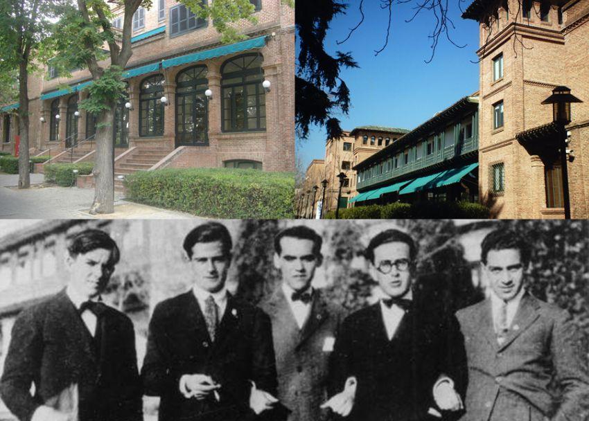 Residencia de Estudiantes Madrid Lorca