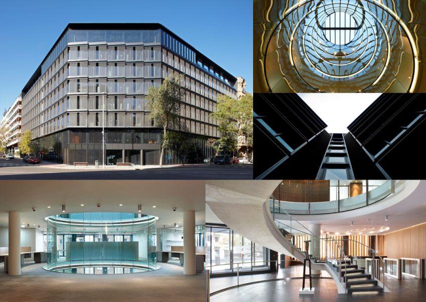 Sede Cuatrecasas Semana de la Arquitectura Madrid