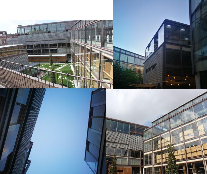 Sede del Colegio Oficial de Arquitectos de Madrid