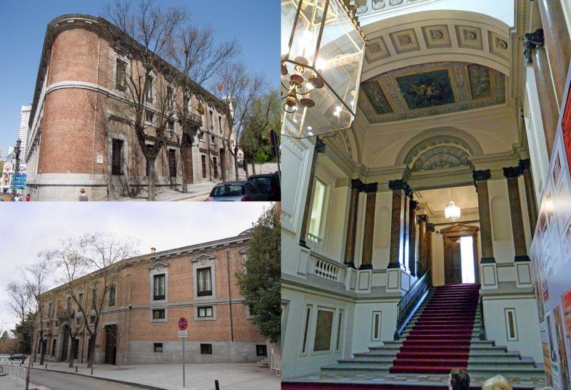 Semana de la Arquitectura 2019 en Madrid Palacio del Marqués de Grimaldi