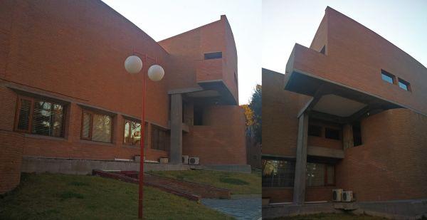 Arquitecta Carmen Córdova en Madrid