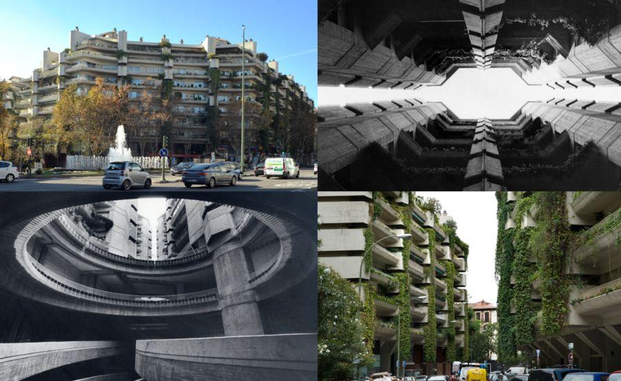 Brutalismo Madrid Fernando Higueras San Bernardo