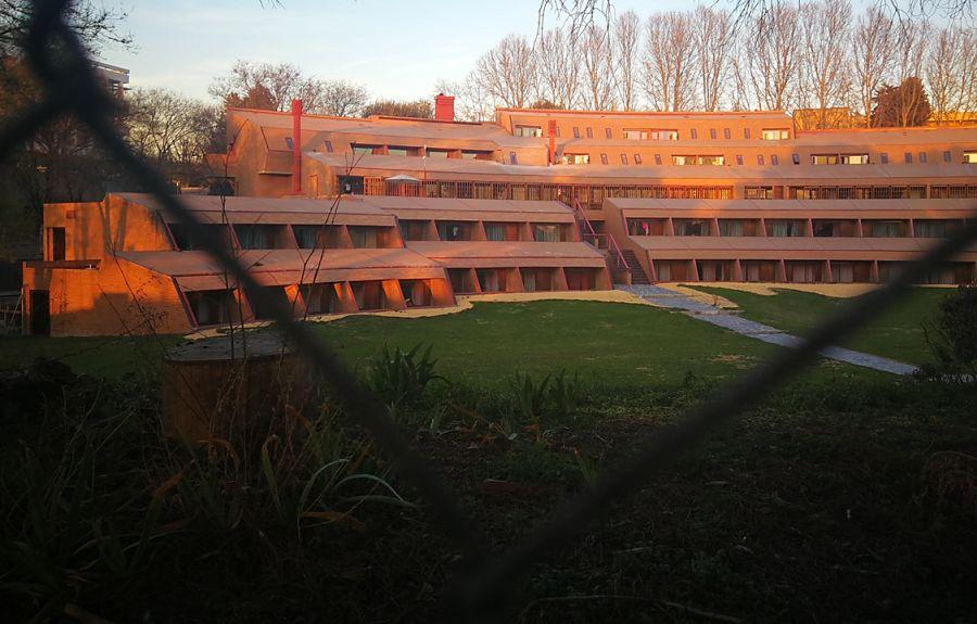 Colegio Mayor Argentino Nuestra Señora de Luján en Madrid