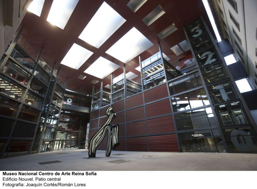 Edificio Nouvel Museo Reina Sofía Madrid Semana de la Arquitectura