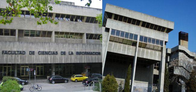 Facultad Ciencias de la Información de Madrid