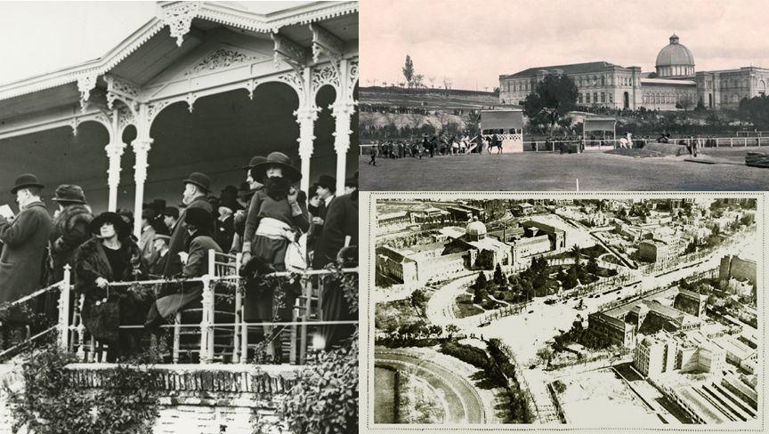 Hipódromo de la Castellana en Madrid