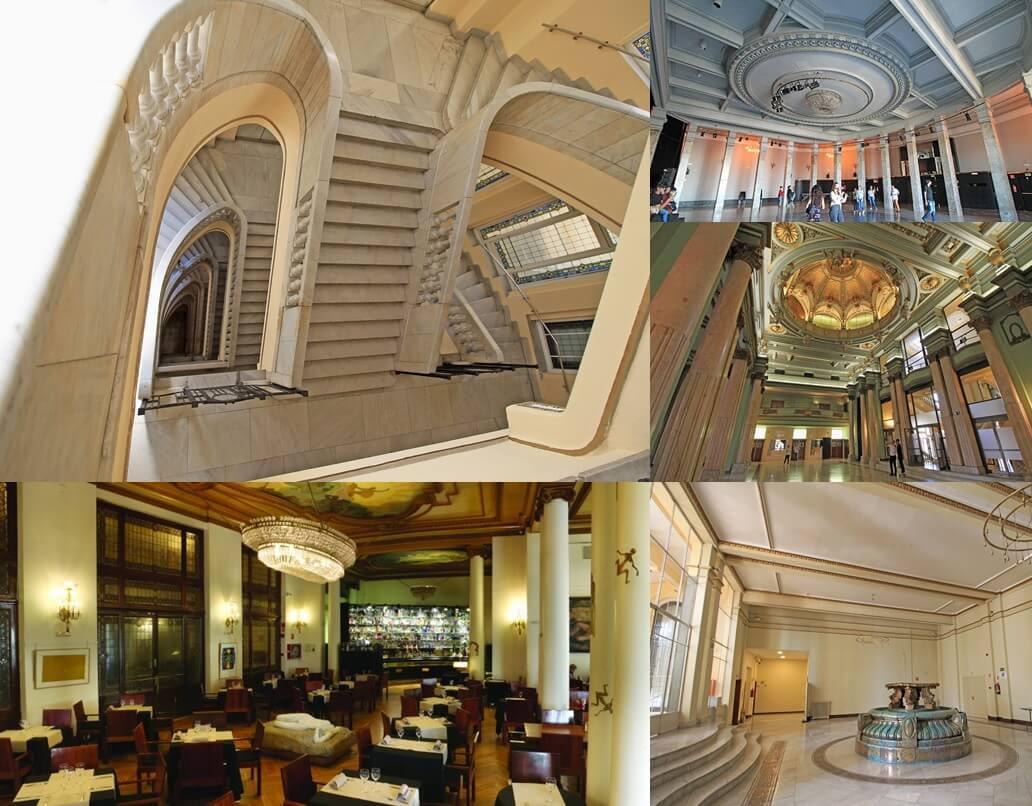 Interior Círculo Bellas Artes Madrid