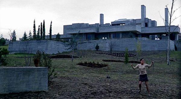 Madrid de cine: Casa Carvajal y Geraldine Chaplin