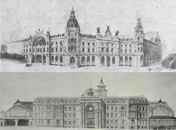 Proyectos Palacio de Comunicaciones Madrid