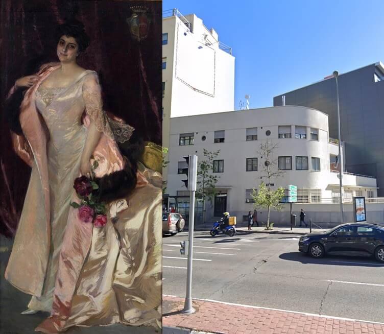 Racionalismo Madrid Casa cuna Nuestra Señora de las Mercedes
