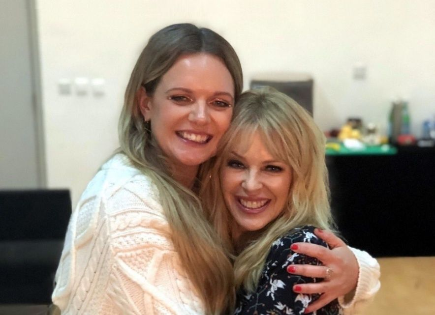 Sunshine Kitty de Tove Lo y Kylie Minogue