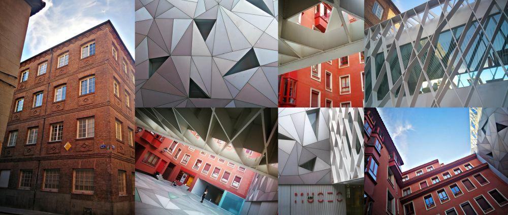 Arquitectura Industrial de Vanguardia Museo ABC Madrid Víctor Berzal de Miguel