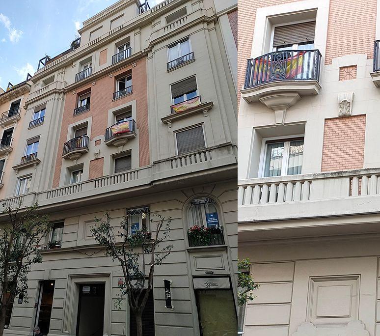 Calle Núñez de Balboa, 39