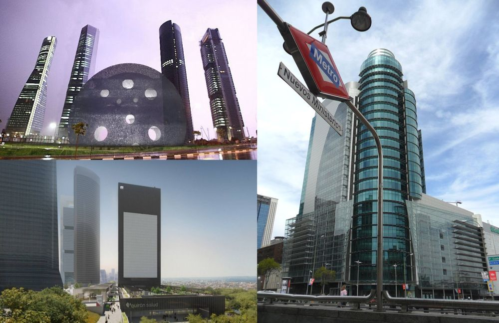 Semana de la Arquitectura en Madrid Torre Caleido