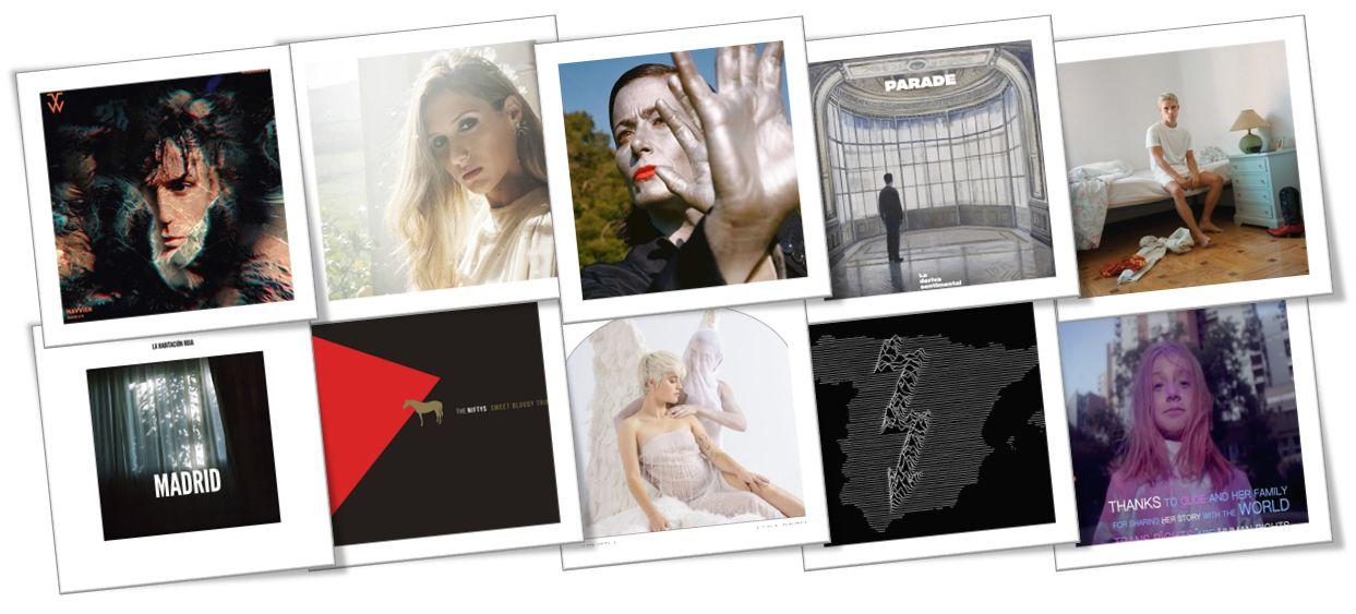 100 mejores canciones españolas de 2019