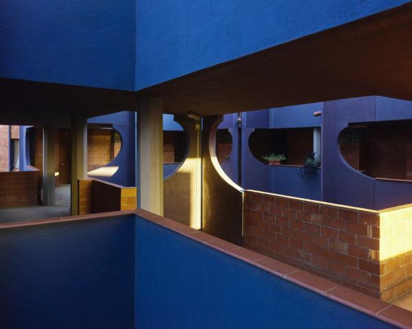 Foto: web de Ricardo Bofill, apartado sobre el Barrio Gaudí.