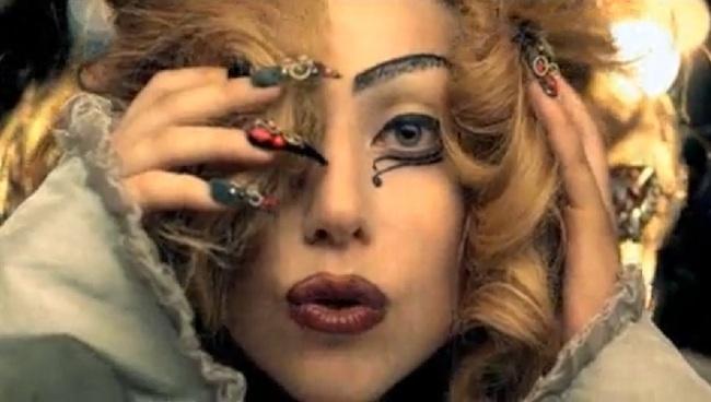 Born this Way Lady Gaga disco de la década