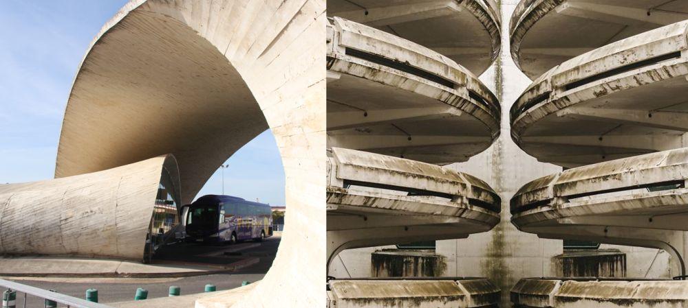 La arquitectura de Il Compromesso de La Prohibida no aparece en el disco