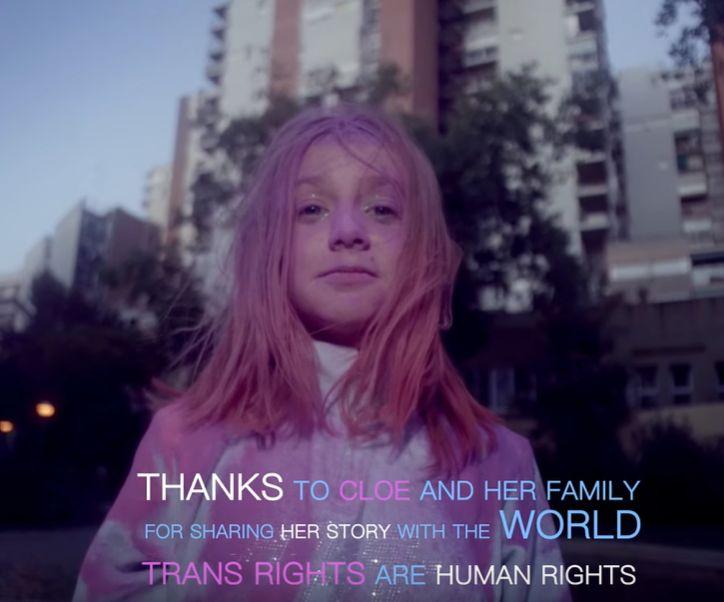 Trezor y la infancia trans My Passenger derechos humanos