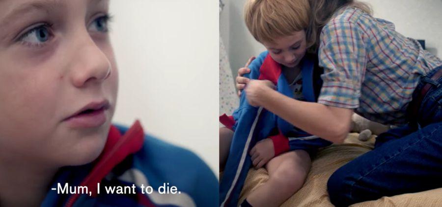 Trezor y la infancia trans consecuencias bullying