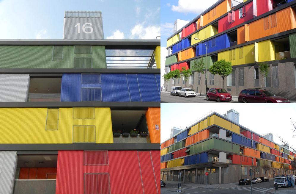 Arquitectura contemporánea Madrid Carabanchel 17