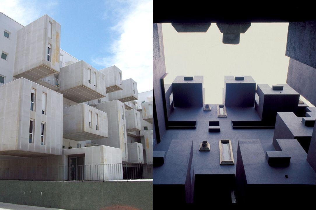 Arquitectura siglo XXI en Madrid