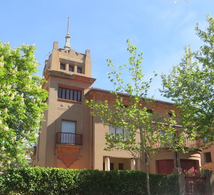 Calle Fernando Hue 6 arquitectura de Teruel