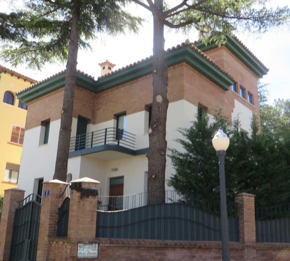 ¿Arquitectura racionalista o Art Decó de Teruel?