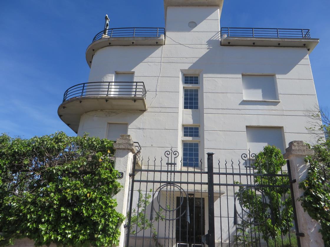 Casa Barco Calle de San Fernando 24 Teruel Art Decó