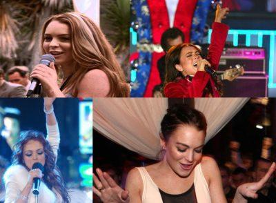 Mejores canciones de Lindsay Lohan