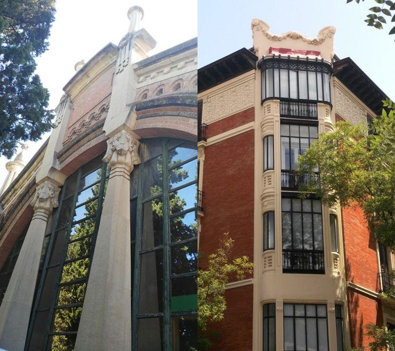 Modernismo en Madrid su arquitectura Art Nouveau
