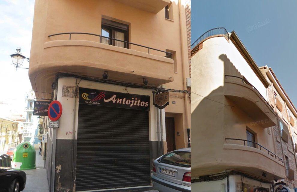 Plaza Bolamar 16 Teruel Art Decó
