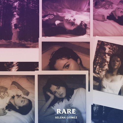 Portada japonesa de Rare de Selena Gomez