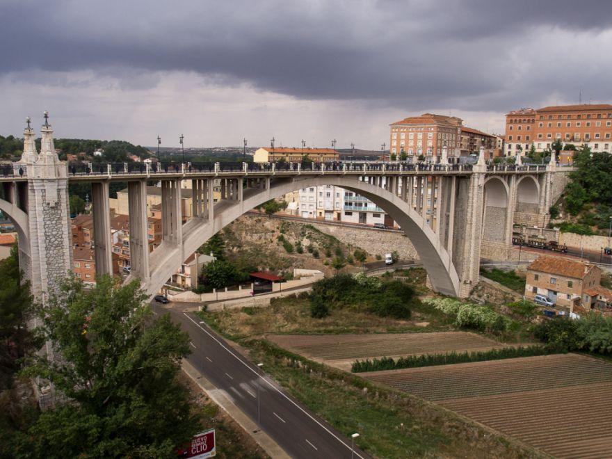 Viaducto Viejo o de Fernando Hué Teruel Art Decó