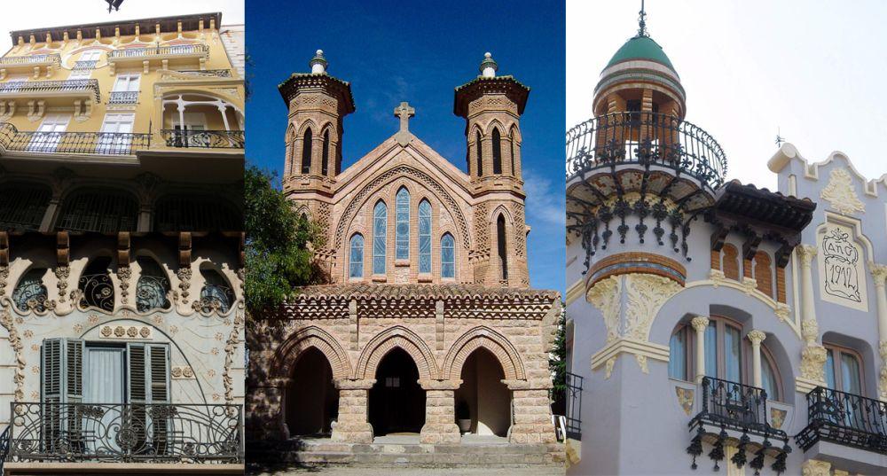 Arquitectura de Teruel Modernismo
