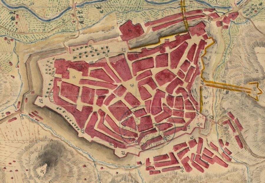 Extensión de Teruel en el siglo XIX
